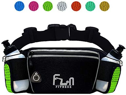 Hydration Running Belt Water Bottles product image
