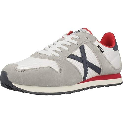 77b8c6816bf Munich Massana 327, Zapatillas de Deporte para Hombre: Amazon.es: Zapatos y  complementos