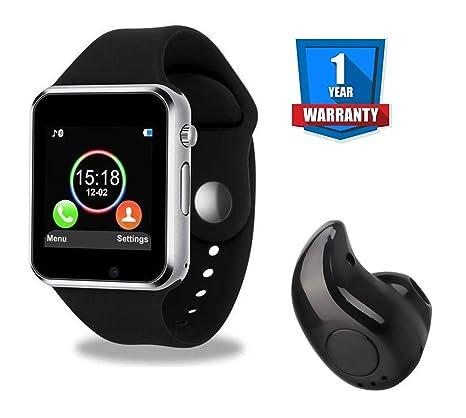 Wonderford A1 Bluetooth Smartwatch with Remote Camera