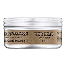 Bed Head B For Men Matte Separation Workable Wax by TIGI for Men - 3 oz Wax