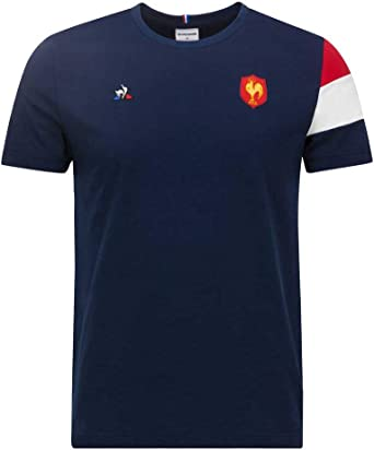 Le Coq Sportif Tee Shirt XV de France 20182019 Fan Enfant
