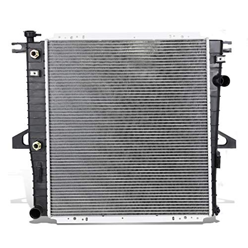 2001 Ford Ranger Radiator - DNA Motoring OEM-RA-2173 Aluminum Core Radiator (For 98-11 Ford Ranger/Mazda B3000 AT)