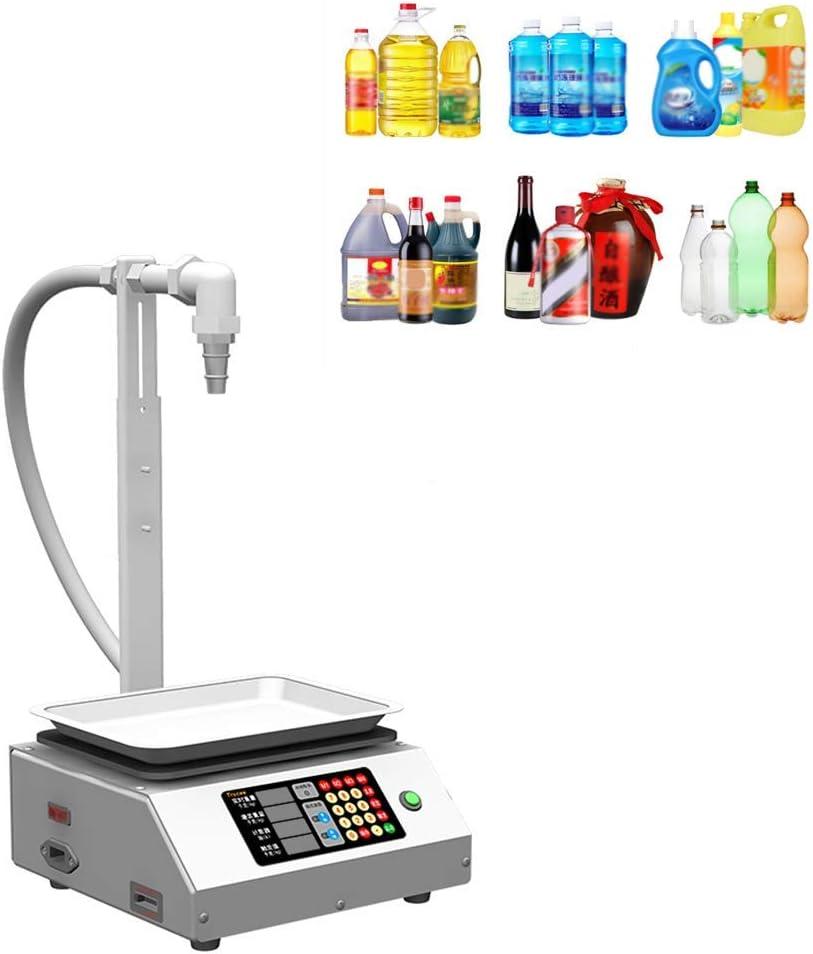 Máquina de llenado de líquido digital Control digital Bomba de ...