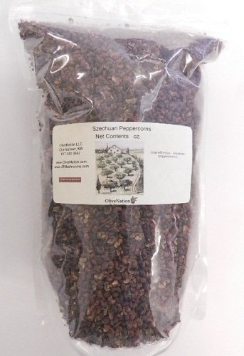 Szechuan Peppercorns 4 oz. JR Mushrooms brand