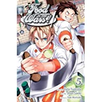 Food Wars!, Vol. 5: Shokugeki no Soma