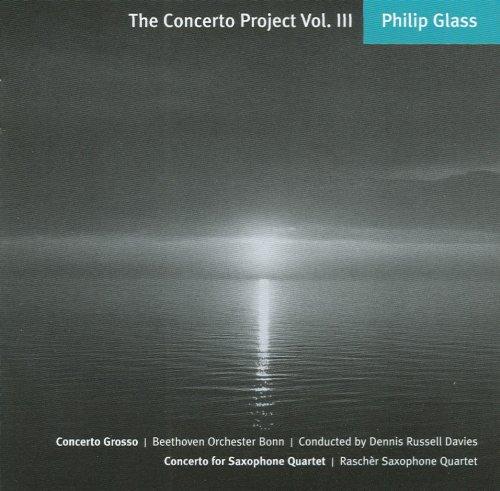 Glass: Concerto Project Vol.3