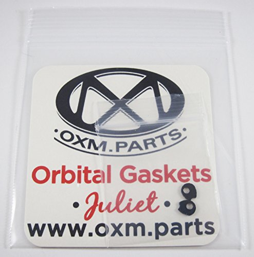 OXM.Parts Juliet X Metal Orbital Gaskets Replacement Rubber Lens Shocks for Oakley X Metal - Website Sunglasses Oakley