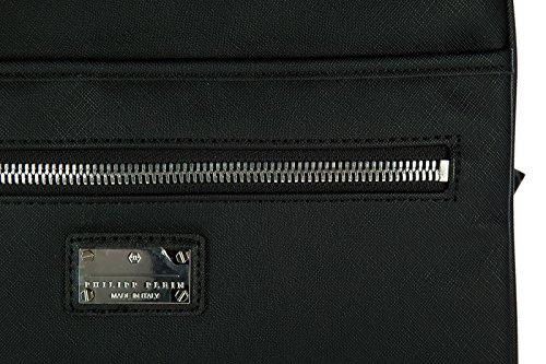 Comprar Barato Disfrutan Philipp Plein borsa uomo a tracolla borsello in pelle blu Envío Libre Para Barato Superior Calidad De La Venta En Línea bHuCZHEbQ