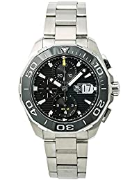 Aquaracer Swiss-Automatic Male Watch CAY211a-0 (Certified Pre-Owned)
