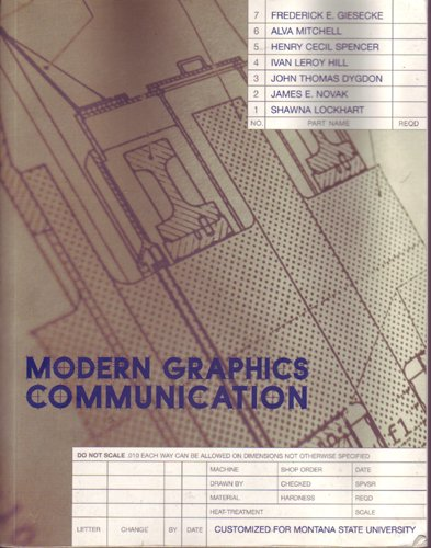 Modern Graphics Communication (3rd Edition) 3rd edition PDF