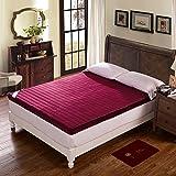 Bed cover/college mattress/dor mitory up and down three-di mensional single tata mi0.9/1.9 m/2 metres-D 120x200cm(47x79inch)