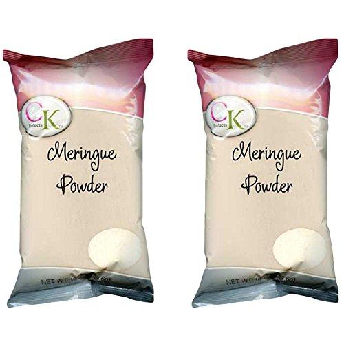 Price comparison product image CK Products Meringue Powder 1 Pound (16 Ounces) (Pack of 2)