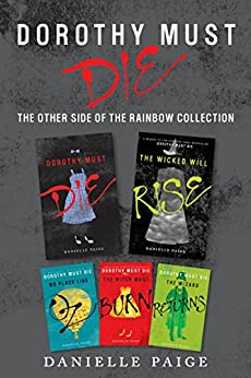 Dorothy Must Die Rainbow Collection ebook product image