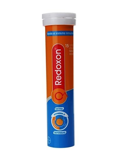 REDOXON - REDOXON DOB ACC EFERV NARA 15C