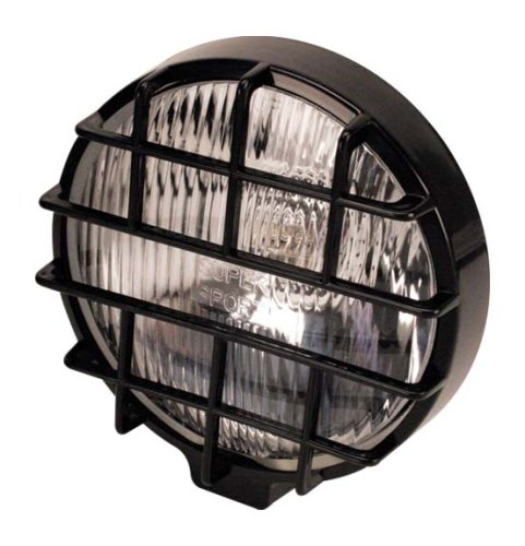 Pilot Performance Lighting PL-2202C Round 5.5 in. Off-Road  Light Kit with Stone Guard - Sold as a Pair