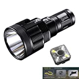 Nitecore TM38 Lite CREE XHP35 HI D4 Long Throw LED Flashlight w/FREE Nitecore NU05 Kit