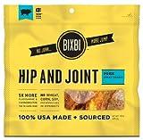 BIXBI Hip and Joint Dog Jerky Treats, 15-Ounce, Pork, My Pet Supplies