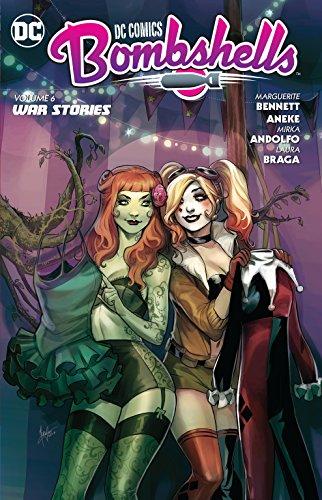 DC Comics: Bombshells Vol. 6: War Stories