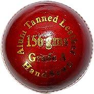 Kookaburra Gold King Cricket Ball, Red