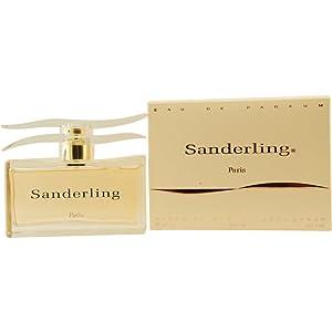 Sanderling by Yves De Sistelle Eau De Parfum Spray for Women, 3.4 Ounce