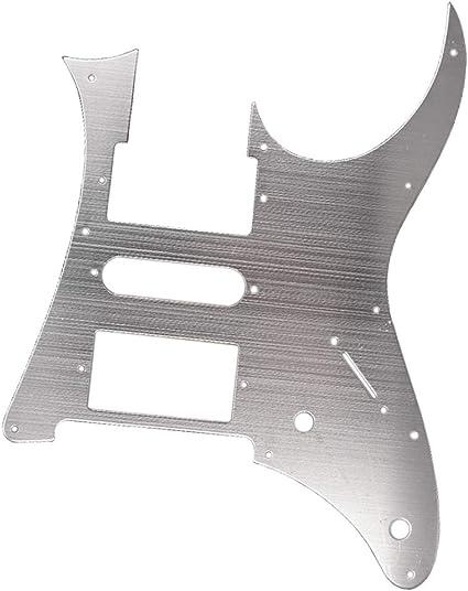 Guitarra Electrica Pickguard Anti-scratch Plate para Piezas de ...