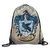 Harry Potter Ravenclaw Sack Bag Drawstring Backpack Sport Bag