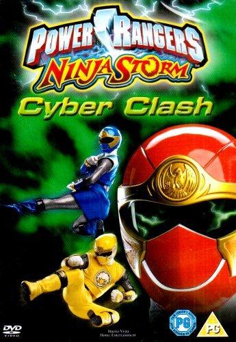 Power Rangers Ninja Storm 5 [Reino Unido] [DVD]: Amazon.es ...