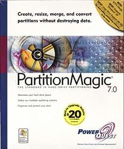 Partition Magic 7.0