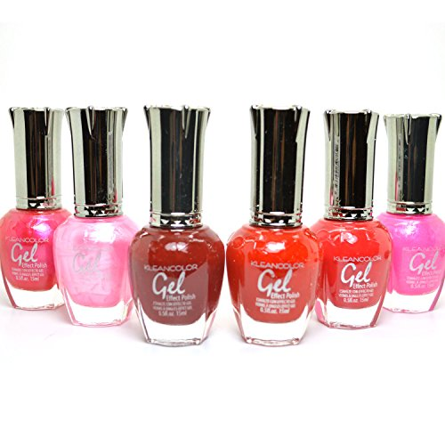 kleancolor nail polish remover - 8