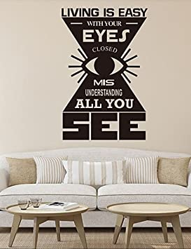 Ss Wall Stickers Wall Decals Style Living Is Easy With Your Eyes