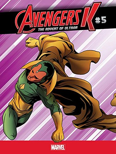 Download Avengers K the Advent of Ultron 5 pdf