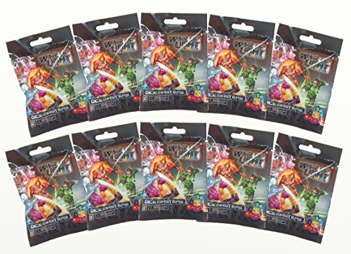 - War of Light DC Dice Masters Gravity Feed Boosters - 10-Pack