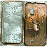 Camo Deer Samsung Fascinate, Mesmerize Galaxy S i500 Hard phone Case Cover