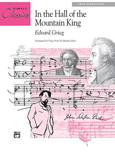 In the Hall of the Mountain King: Sheet (Simply Classics Solos)