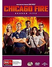 Chicago Fire: Season Five (DVD)