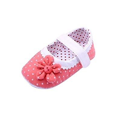 Amazon.com: Thenlian - Zapatillas de paseo para bebé, diseño ...