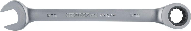 GEDORE red Ringratschenmaulschl/üssel metrisch Schl/üsselweite 13 mm