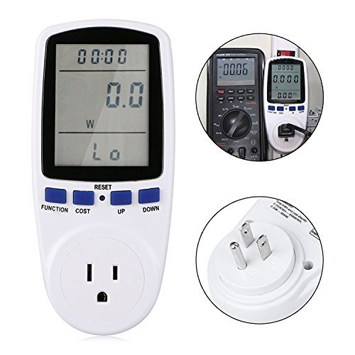 PlugPower Meter Power Consumption Monitor