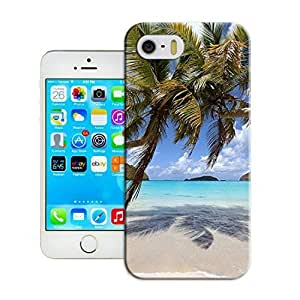 LarryToliver Customizable Seaside landscape iphone 5C Case Cover Best Gift Choice for Customizable