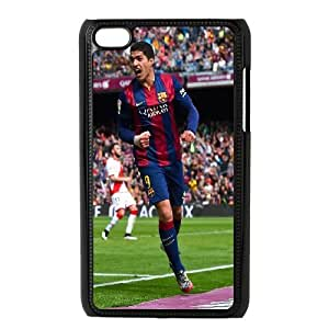 2015 HOT Luis Suarez Cell Phone Case Protective Case 176 FOR IPod Touch 4th At ERZHOU Tech Store