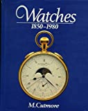 Watches, 1850-1980, Max Cutmore, 0715390295
