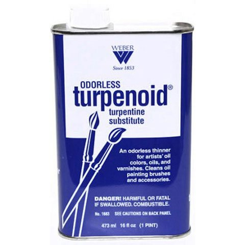 (Better Crafts ODORLESS TURPENOID 16OZ (1 pack) (0BR16830))
