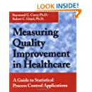 Measuring Quality Improvement in Healthcare: A Guide to Statistical Process Control Applications