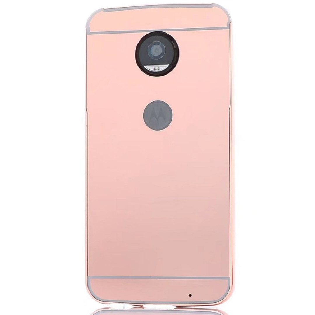 Amazon.com: Moto ZPlay Mirror Case, Shiny Awesome Make-up ...