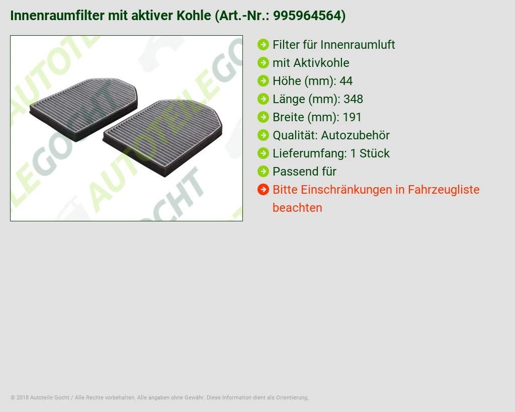 Innenraumfilter Filter f/ür Trafic 2 II Viv Primastar X83 1.9 2.0 2.5 01