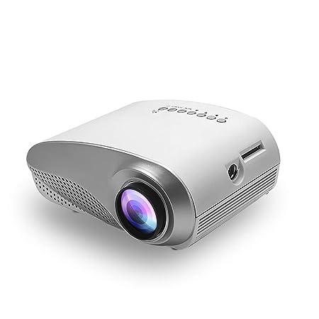 Proyector Mini proyector Multimedia portátil Compatible con ...