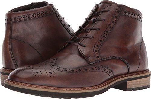 Handcrafted Brown Wingtip (ECCO Men's Vitrus I Tie Oxford Boot, Nature Wingtip, 45 M EU (11-11.5 US))