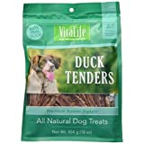 VitaLife All Natural Healthy Dog Treats - Duck Tenders 16 oz (454 g)