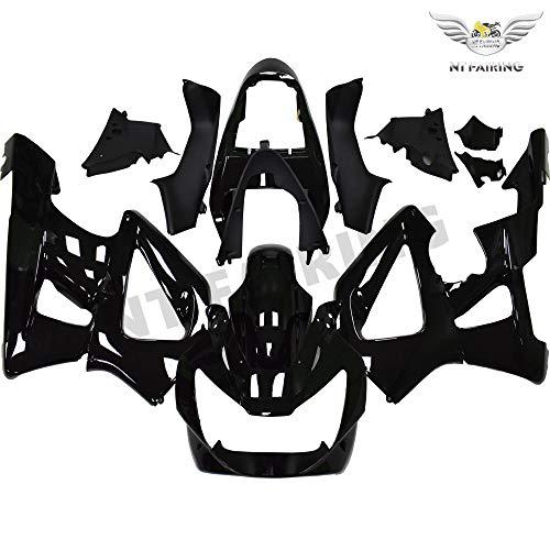 Gloss Black Fairing kit Fit for HONDA Motorcycle 2000-2001 00 01 CBR929RR CBR900RR 929RR 900RR Fairing Kits Fairings Body Kit Plastic ABS