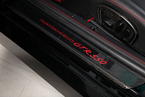 Amazon.com: Carbon Fiber Door Sills for Porsche 996 Carrera and Turbo: Automotive
